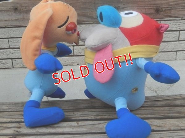 画像4: ct-140724-37 Ren & Stimpy / DAKIN 90's Inflatable Doll set