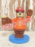 "ct-141014-02 A&W / 2004 PVC ""Firefighter Great Root Bear"""