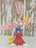 ct-141125-14 Roger Rabbit / LJN 80's Flexies figure