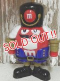 ct-141201-07 Mars / m&m's Nutcracker Sweet 2012 Dispenser (Red)