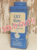 dp-141201-04 Z.B.T / Vintage Baby Powder Can