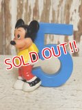 "ct-141209-77 Mickey Mouse / Applause PVC ""#5"""