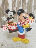 "ct-141209-77 Mickey Mouse / Applause PVC ""Telephone"""