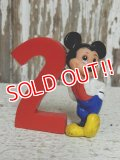 "ct-141209-77 Mickey Mouse / Applause PVC ""#2"""