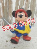 "ct-141209-77 Mickey Mouse / Applause PVC ""Firefighter"""