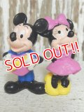 ct-141209-77 Mickey Mouse & Minnie Mouse / Applause PVC