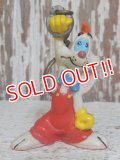 ct-141216-08 Roger Rabbit / 80's Keychain PVC figure