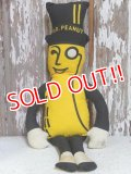 ct-150101-51 Planters / Mr Peanuts 70's Pillow doll