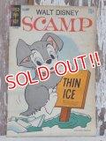 bk-120815-10 Scamp / GOLD KEY 1960 Comic
