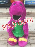 ct-150107-02 Barney & Friends / 90's Plush Doll
