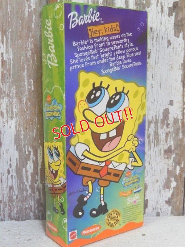 画像5: ct-150120-13 Spongebob Squarepants / 2000's Barbie Doll