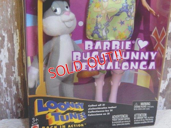 画像3: ct-150120-11 Looney Tunes Bak in Action / Mattel 2003 Barbie Doll