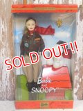 ct-150120-12 Snoopy / Mattel 2001 Barbie Doll Collector Edition