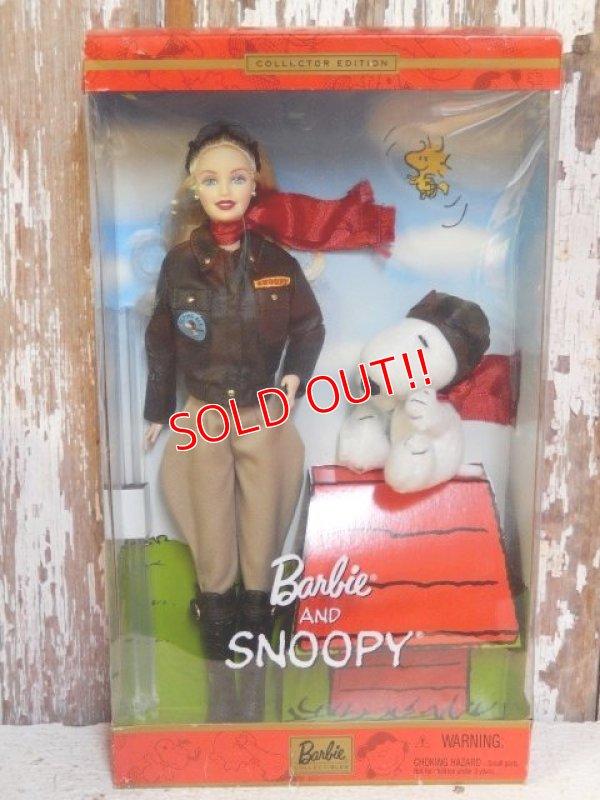 画像1: ct-150120-12 Snoopy / Mattel 2001 Barbie Doll Collector Edition