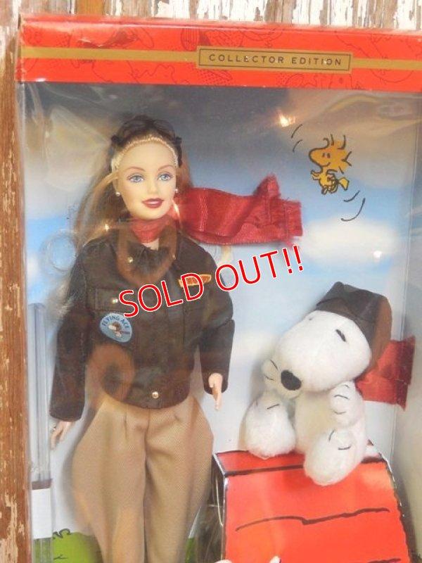 画像2: ct-150120-12 Snoopy / Mattel 2001 Barbie Doll Collector Edition