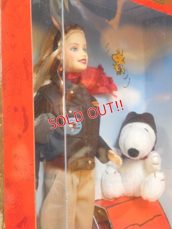 画像4: ct-150120-12 Snoopy / Mattel 2001 Barbie Doll Collector Edition