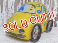 ct-150101-34 m&m's / 90's Tin Can Car (Yellow)