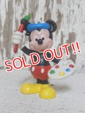 "ct-141209-77 Mickey Mouse / Applause PVC ""Painter"""