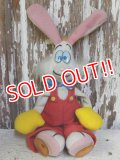 ct-150120-03 Roger Rabbit / Applause 80's Stick Doll