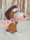"ct-140624-07 Snoopy / Schleich 80's PVC ""Indian"""