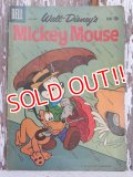 bk-150201-03 Mickey Mouse / DELL 1959 AUG.-SEPT. Comic