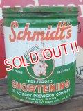 dp-150217-01 Schmidt's / Vintage Shortening Can