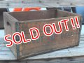 dp-150217-05 Old Fashion Root Beer / Vintage Wood Box