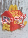 "ct-150217-33 McDonald's / 1994 Happy Birthday Happy Meal ""Ronald McDonald"""