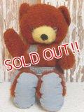 ct-150217-06 Smokey Bear / knickerbocker 60's Plush Doll