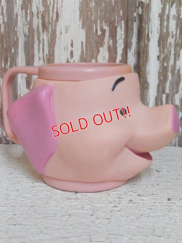 画像3: ct-150224-03 Piglet / Applause 90's Face Mug