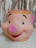 画像1: ct-150224-03 Piglet / Applause 90's Face Mug (1)