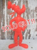 ct-150302-04 Goofy / MARX 70's Plastic figure (Red)