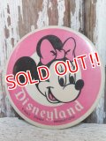 ct-150302-46 Disneyland /  70's Minnie Mouse Pinback