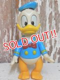 ct-150310-43 Donald Duck / 70's-80's Soft Vinyl Doll