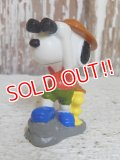 "ct-150310-71 Snoopy / Whitmans 1998 PVC ""Beaglescout"""