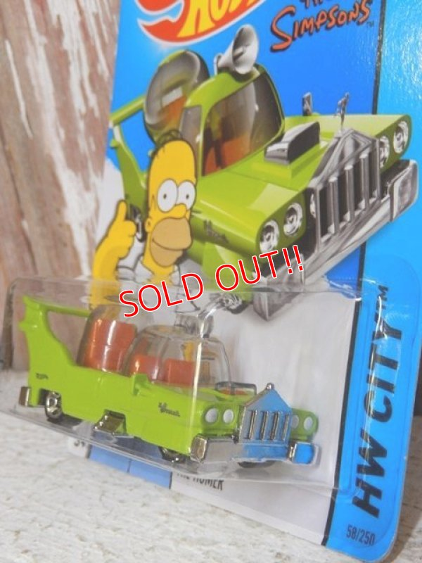 画像3: ct-150317-11 the Simpsons / Hot Wheels 2015 THE HOMER