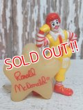 ct-150407-57 McDonald's / Ronald McDonald 1988 Meal Toy