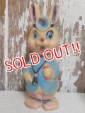 ct-150401-02 RILIANCE PLASTIC Inc / 1965 Bunny Rubber Doll