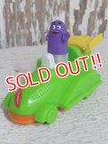 ct-150407-72 McDonald's / Grimace 1995 Meal Toy