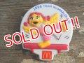 ct-150407-66 McDonald's / 1988 Birdie Plastic Clip
