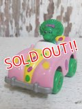 ct-150401-43 Barney & Friends / Baby Bop 90's Die cast car