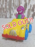 ct-150401-41 Barney & Friends / Barney 90's Die cast car