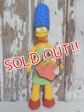ct-150324-59 Marge / Burger King 1990 Plush Doll