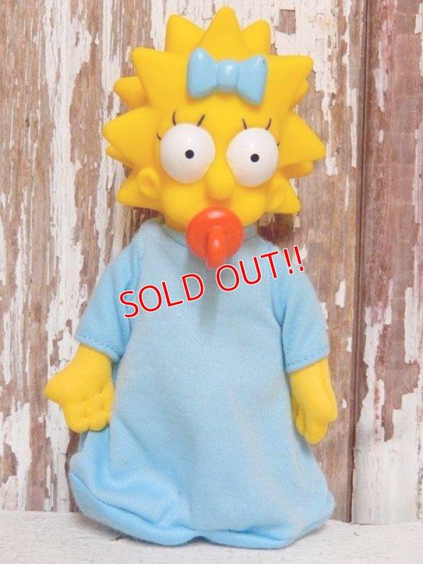 画像1: ct-150324-59 Maggie / Burger King 1990 Plush Doll