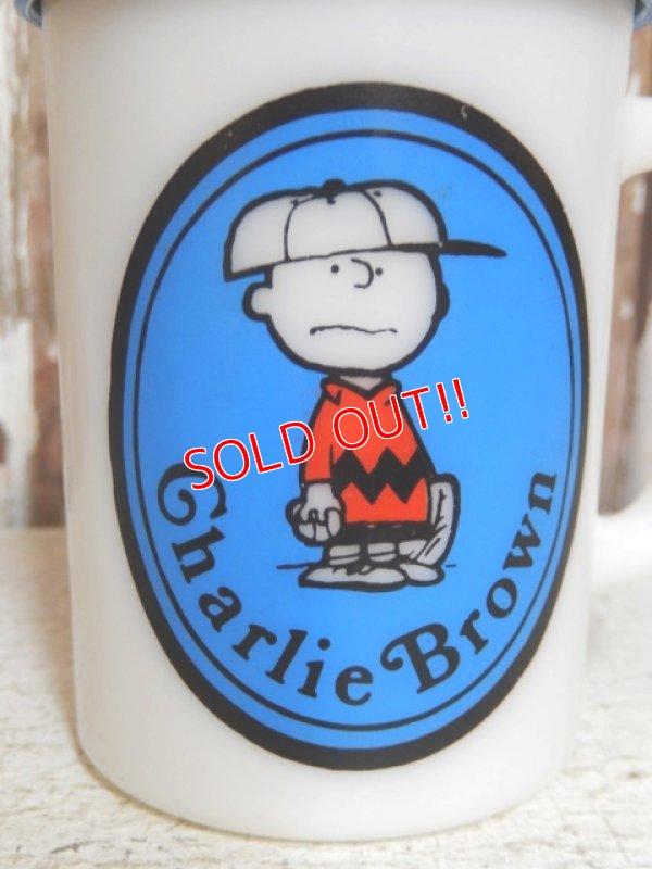画像2: ct-150428-06 Charlie Brown / AVON 60's-70's Bubble Bath Mug