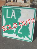 "dp-150501-09 Road sign ""LA 42"""