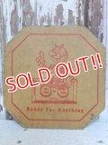 ct-150602-75 Reddy Kilowatt / 50's-60's Coaster