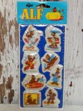 ct-150602-88 ALF / RUSS 80's Puffy Sticker