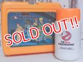 ct-150602-53 The Real Ghostbusters / Thermos 80's Plastic Lunchbox