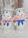 ct-150616-20 Pillsbury / Poppin Fresh 90's Ceramic S&P (Japan)